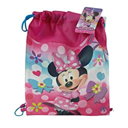 Licensed Character Non Woven Sling Bag (Minnie)