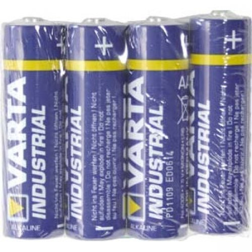 Varta, Pile alcaline Mignon AA LR6, 4 pz.