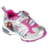 Disney Toddler Girl's Brave Merida Princess Sneaker – Athletic Shoe (9 (Toddler)) By Disney thumbnail