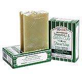Shea Terra Organics Tamanu and Green Clay Purifying Soap - approx 4 oz
