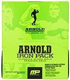 Muscle Pharm Arnold Schwarzenegger Iron Training Pack, 30 Count