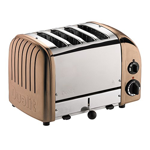 Dualit Classic Copper 4 Slice Toaster Model number 47450