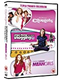 Clueless / Angus, Thongs and Perfect Snogging / Mean Girls Triple Pack [DVD]