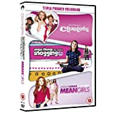 Clueless / Angus, Thongs and Perfect Snogging / Mean Girls Triple Pack [DVD]by Georgia Groome