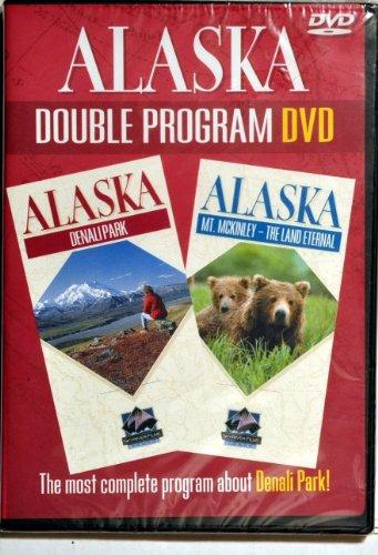 Alaska Double Program Dvd: Alaska Denali Park & Alaska Mt. Mckinley-the Land Eternal