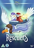 The Rescuers (Limited Edition Artwork & O-ring) [DVD] (1977)