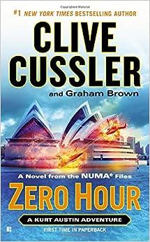 clive cussler zero hour pdf