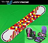 2012'JOYRIDE JSB-121スノーボード2点セット【WHT】新品