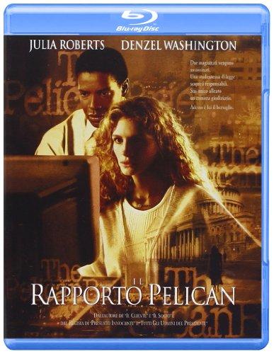 Il rapporto Pelican [Blu-ray] [IT Import]