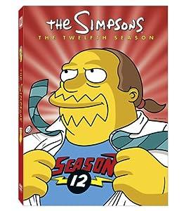 The Simpsons: The Twelfth Season by Twentieth Century Fox
