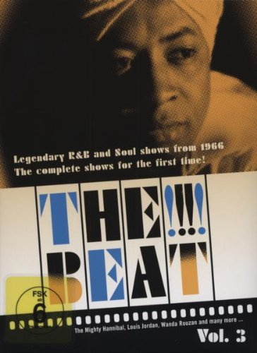 Cover art for  The !!!! Beat: Legendary R&B and Soul Shows From 1966, Vol. 3 (Shows 10-13)