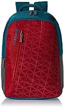 Safari 25 ltrs Casual Backpack (Jive-Red-CB)