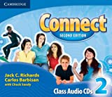 img - for Connect Level 2 Class Audio CDs (2) (Connect Second Edition) book / textbook / text book