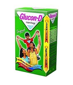 Glucon-D Plain 200g