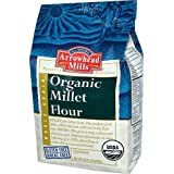 Arrowhead Mills Organic Millet Flour -- 32 oz