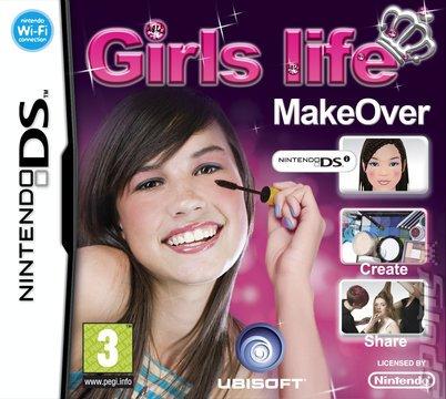 Girls Life MakeOver (Nintendo-DS)