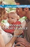 Second Chance Family (Harlequin American Romance\Fatherhood)