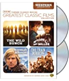 TCM Greatest Classic Films Collection: Western Adventures (The Wild Bunch / McCabe & Mrs. Miller / Jeremiah Johnson / The Train Robbers)