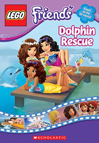 Dolphin Rescue (Lego Friends Chapter Books)