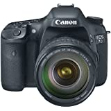 Canon EOS 7D With 28-135mm F/3.5-5.6 IS USM Standard Zoom Lens