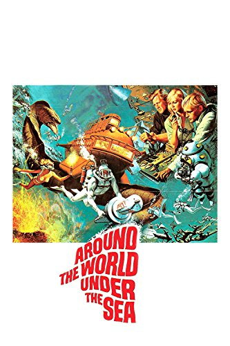 Around the World under the Sea