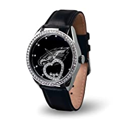 Brand New Philadelphia Eagles NFL Beat Series Ladies Watch by Things for You