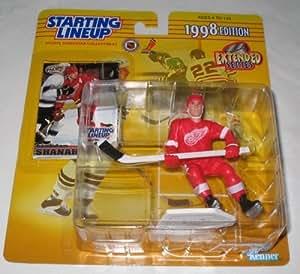 1998 Brendan Shanahan Extended Series NHL Starting Lineup