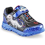 Jurassic World Boys Shoe Toddler Athletic Sneaker
