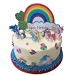 My Little Pony Happy Birthday Scene E...