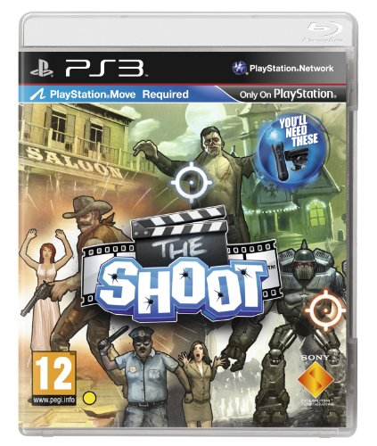 The Shoot - Move Compatible (PS3)