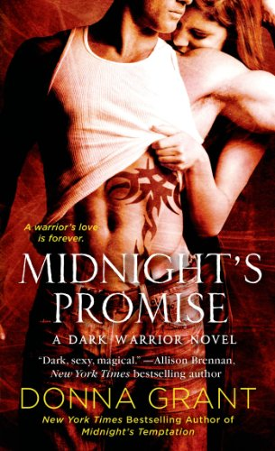 Midnight's Promise (Dark Warriors) by Donna Grant