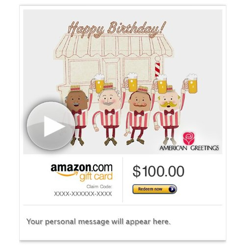 Birthday Gift Cards Best Sellers Amazon Card