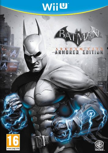 Batman : Arkham City Armored Edition