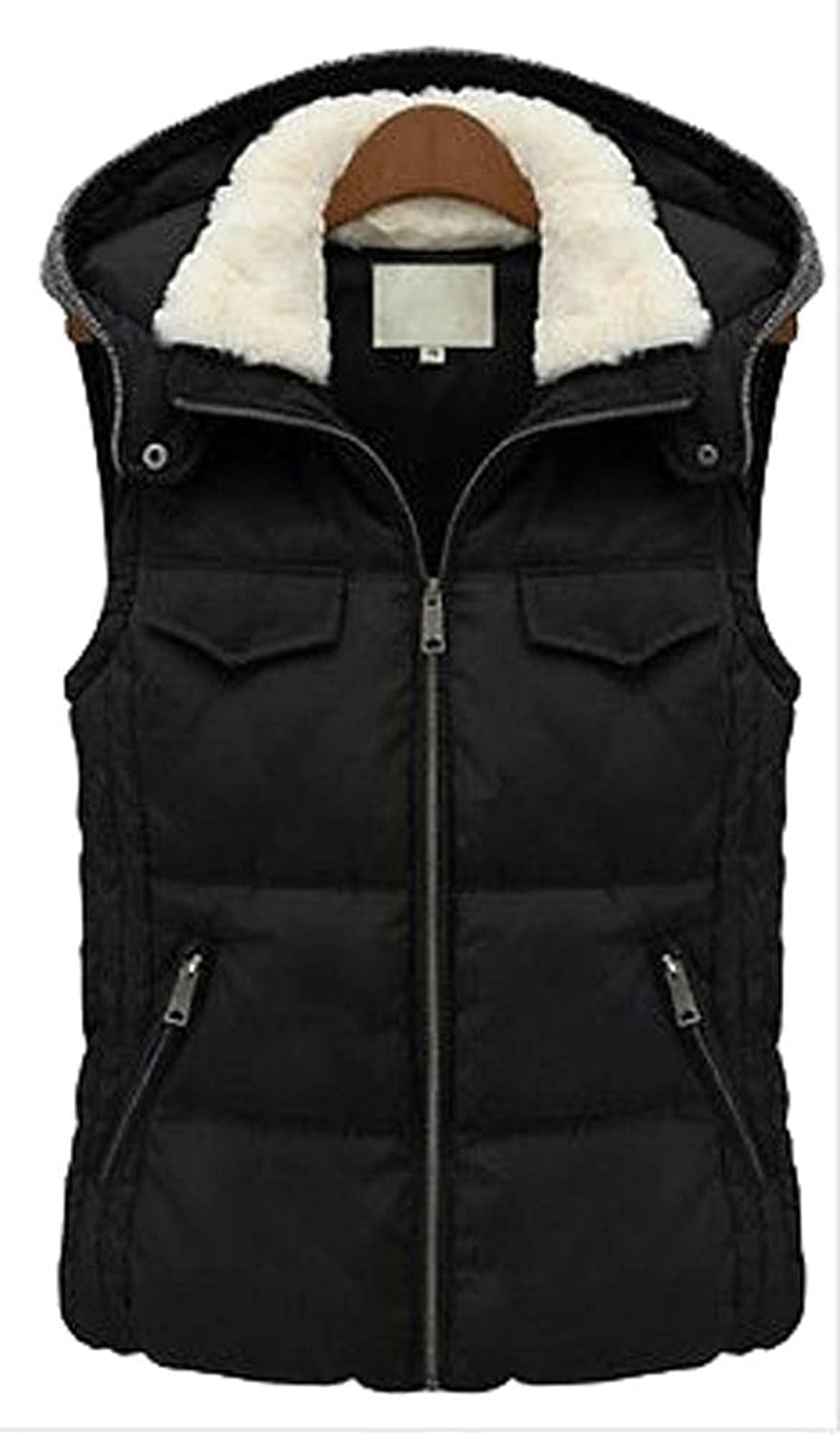 Ladies Cotton Vest The Vest 8085 Autumn And Winter Thickening free shipping new arrival 2015 ladies korean version of cultivating all match thickening cotton vest with fur collar