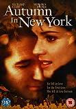 Autumn in New York [DVD] [2000]