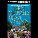 Sins of Omission Audiobook by Fern Michaels Narrated by Joyce Bean