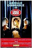 Arielle Dombasle Live au Crazy Horse Paris