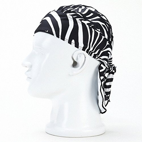 Maoko Cycling Bicycle Bike Riding Outdoor Sports Headband Scarf Cap- Bandana Pirate Hat Kerchief (Milwaukee Brewers Cycling compare prices)