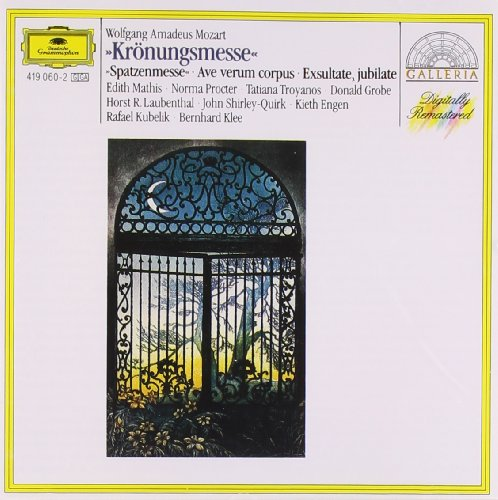 "Messe, K 317, do M ""Du couronnement"" 