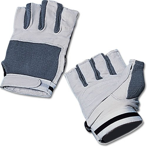 Champion Barbell Nylon Back Training GlovesB0000AR21Z : image