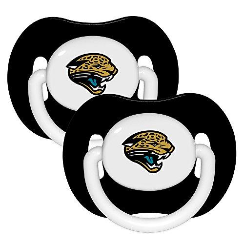 NFL Jacksonville Jaguars 2 Pack Pacifier - 1