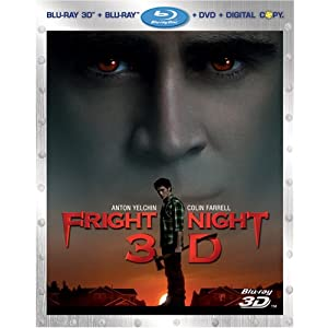 Fright Night Movie on Blu-ray 3D