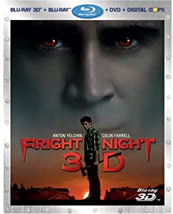 Fright Night (Three-Disc Combo: Blu-ray 3D/Blu-ray/DVD + Digital Copy)