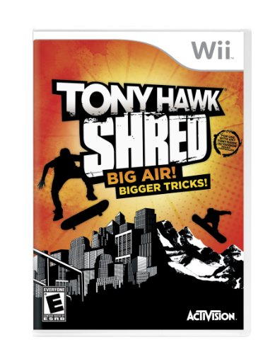 Tony Hawk: Shred Stand-Alone Software - Nintendo Wii - 1