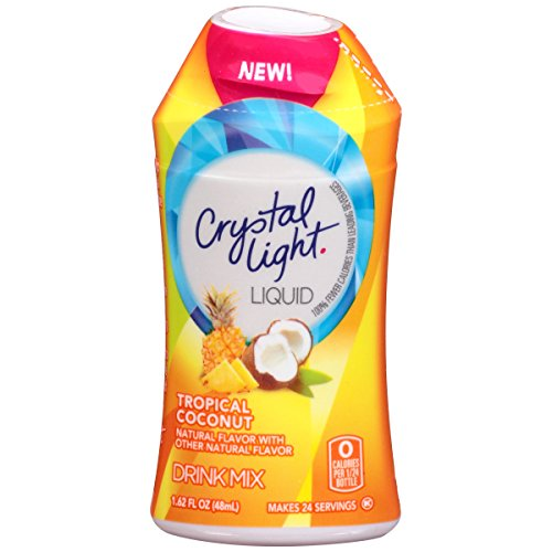 Crystal Light Concord Grape Drink Mix (12 quart=6 packets) NEW FLAVOR ...