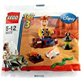 LEGO Toy Story: Woody&#39;s Feu De Camp Jeu De Construction 30072 (Dans Un Sac)par LEGO
