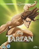 Tarzan - Limited Edition Artwork & O-ring [Blu-ray] [1999]
