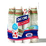 Dixie Bath Cups, 600 Count