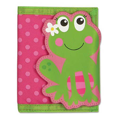 Stephen Joseph Girl Frog Wallet