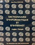 echange, troc Jean-Guy Grenier - Dictionnaire anglais-français d'électronique, de matériel informatique et d'électricité